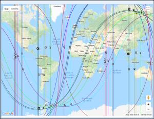 Astrology Maps Online
